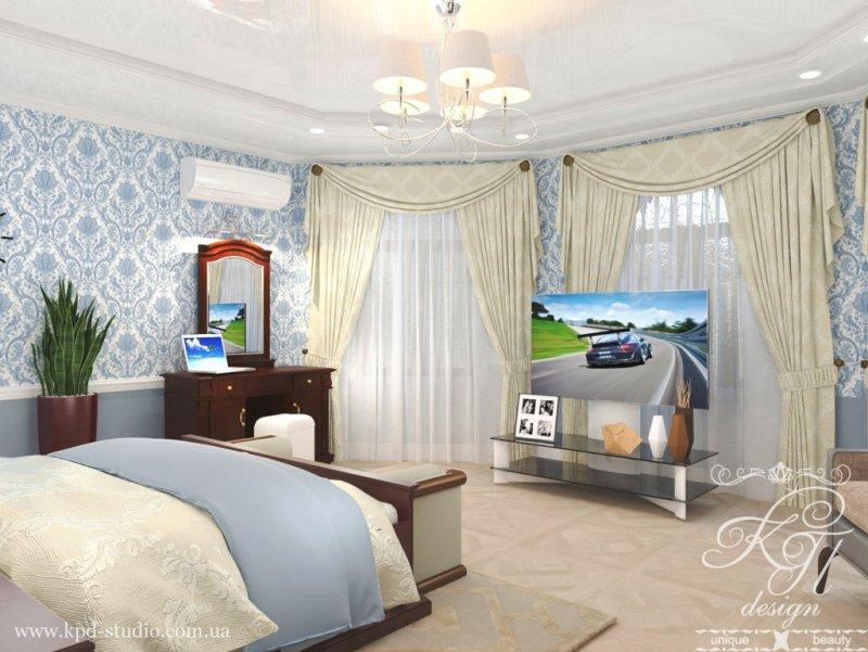 21. Спальня