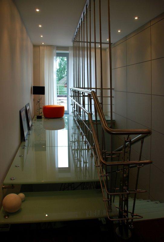 Дом в Ильино (лестница)