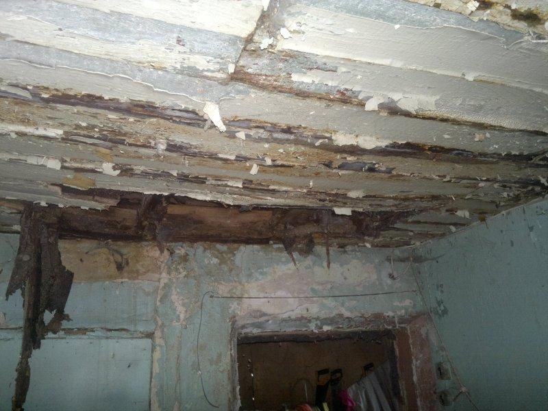 Потолок 2.