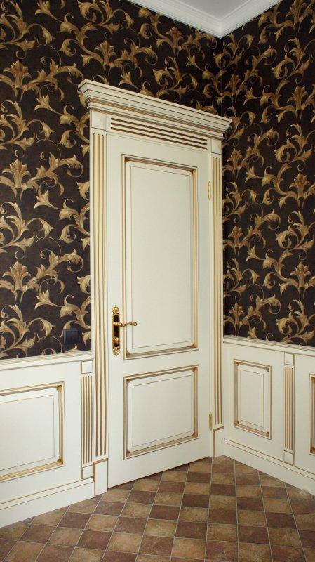 Фото стеновых панелей и межкомнатной двери Альберт от Роял Интерни