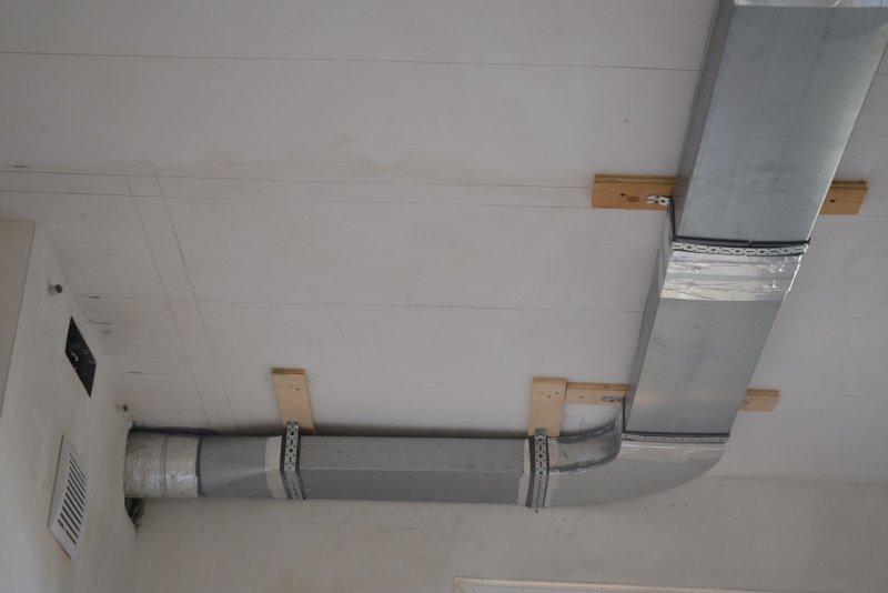 вентиляция для кухонной вытяжки 035