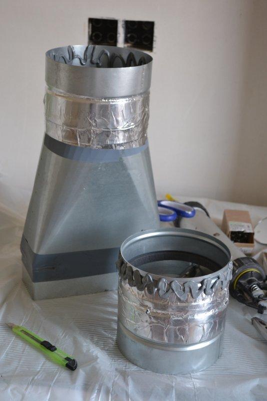 вентиляция для кухонной вытяжки 015