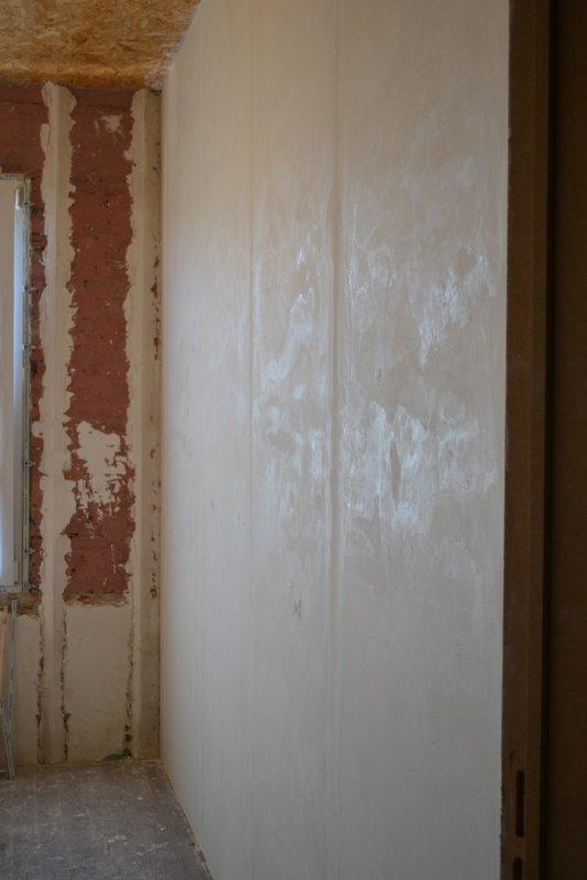 Ремонт спальни 2. Пол и стены. 010