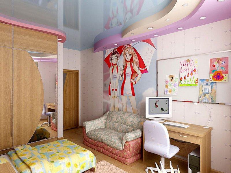 Десткая комната