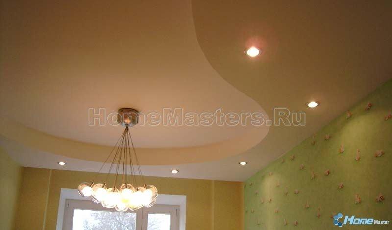 0001 готовый потолок