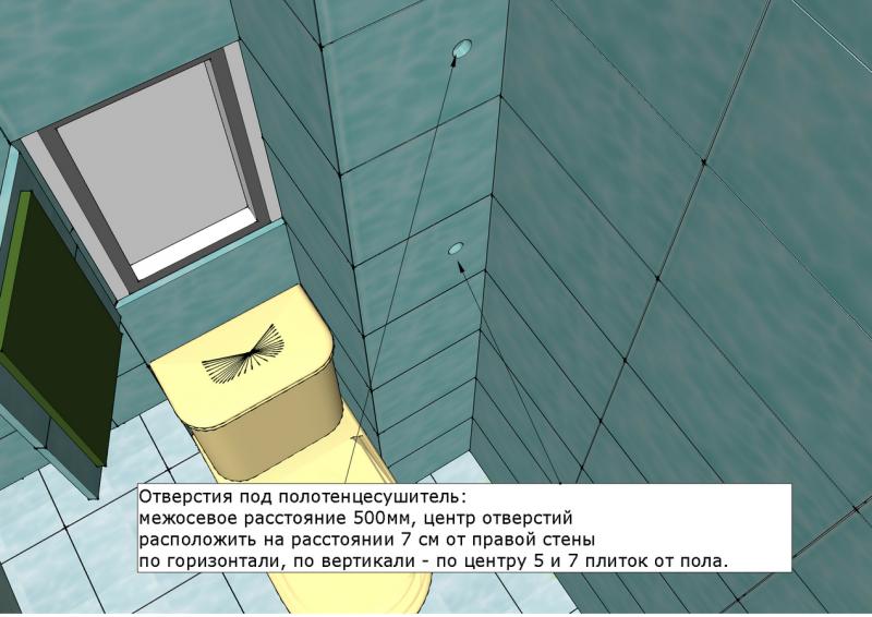 Технический дизайн от СБК-ремонт 8