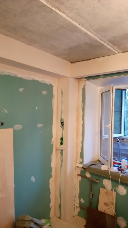 ремонт комнаты от СБК-ремонт 15