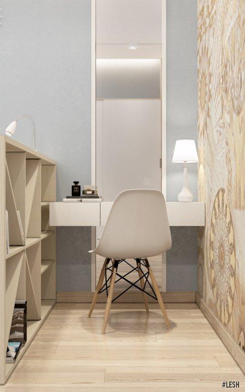 Туалетный столик в спальне | Butlerova - 69м.