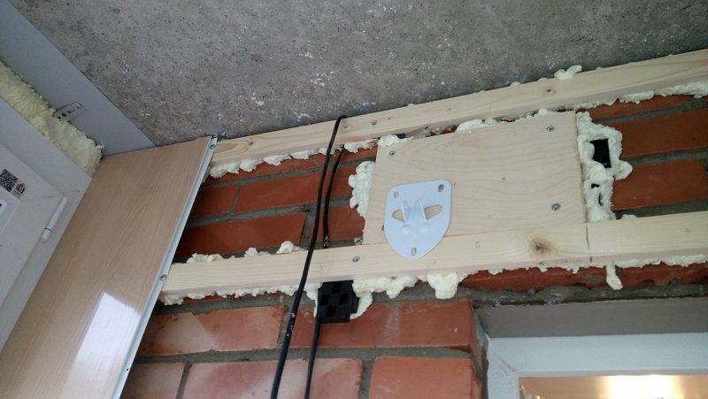 Отделка балкона от СБК-ремонт 25