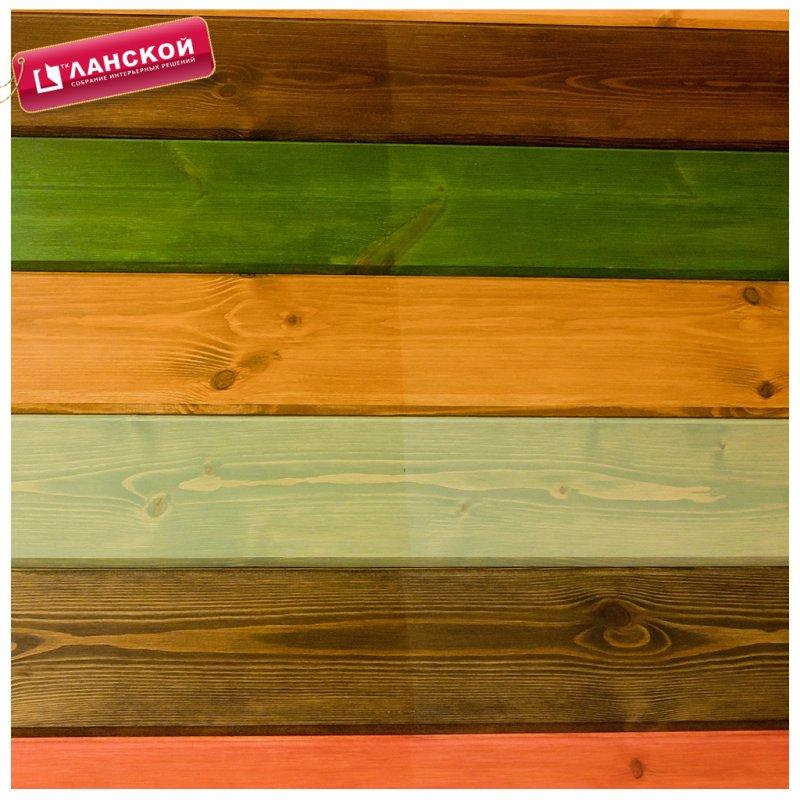 масла и лазури для обработки древесины в тк ланской