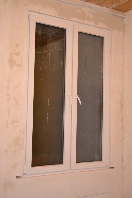 Ремонт спальни  1. Стены, пол, электрика. 028
