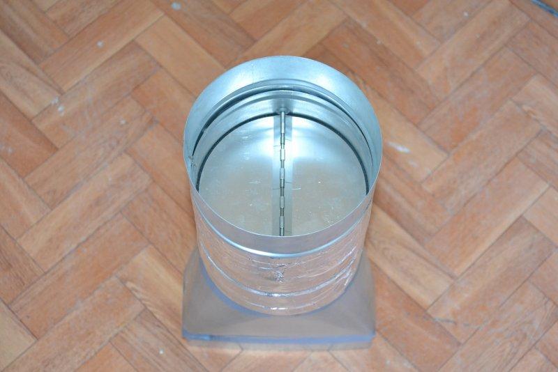вентиляция для кухонной вытяжки 017