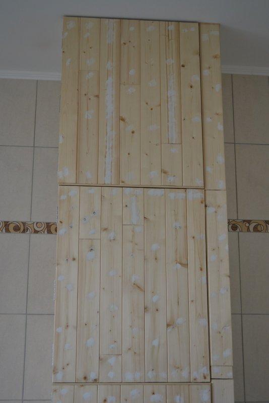 Шкаф в ванной комнате. 012