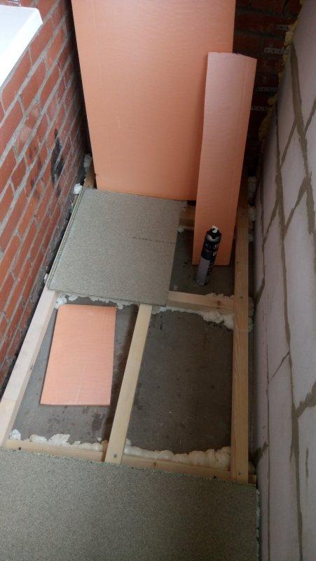 Отделка балкона от СБК-ремонт 20