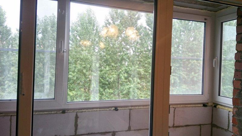 Отделка балкона от СБК-ремонт 17