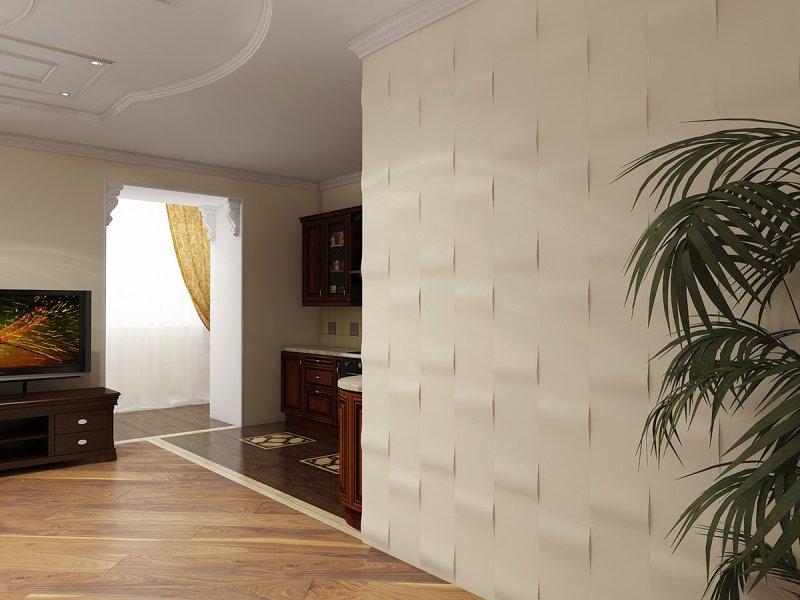 декоративные панели 3d