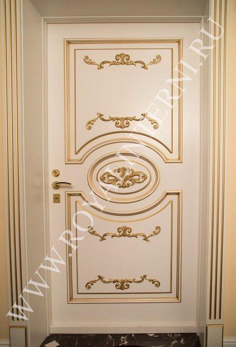 Эксклюзивные двери Глория на заказ от Роял Интерни