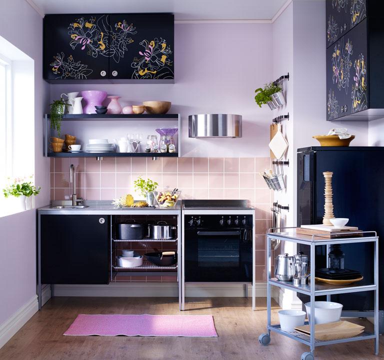 Решение маленькой кухни