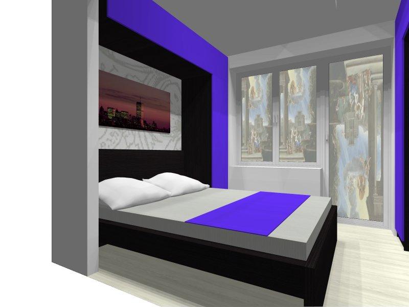5 Проект спальни