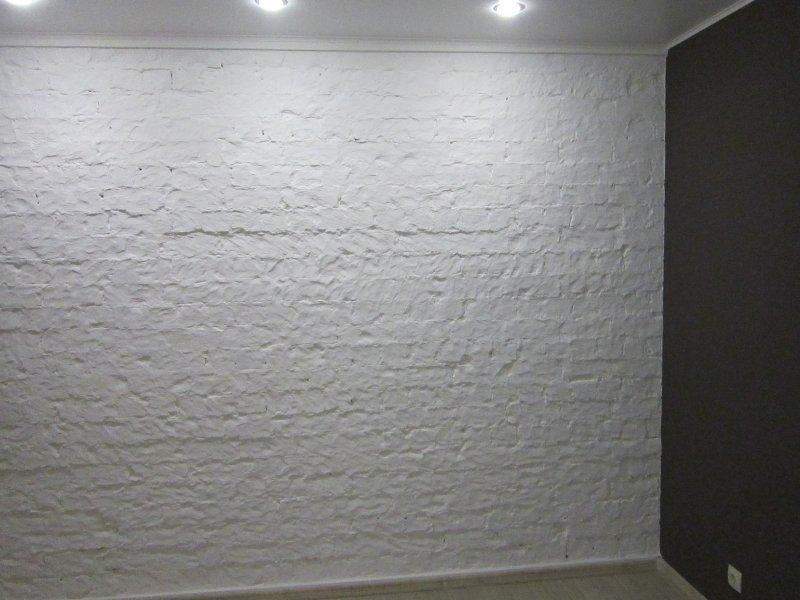 Две стены в зале