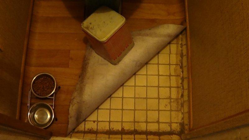 Плитка в туалете