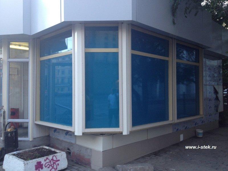 Тонирование бронирование стекла