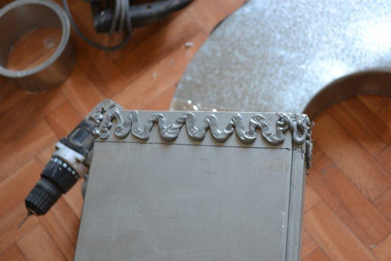 вентиляция для кухонной вытяжки 018