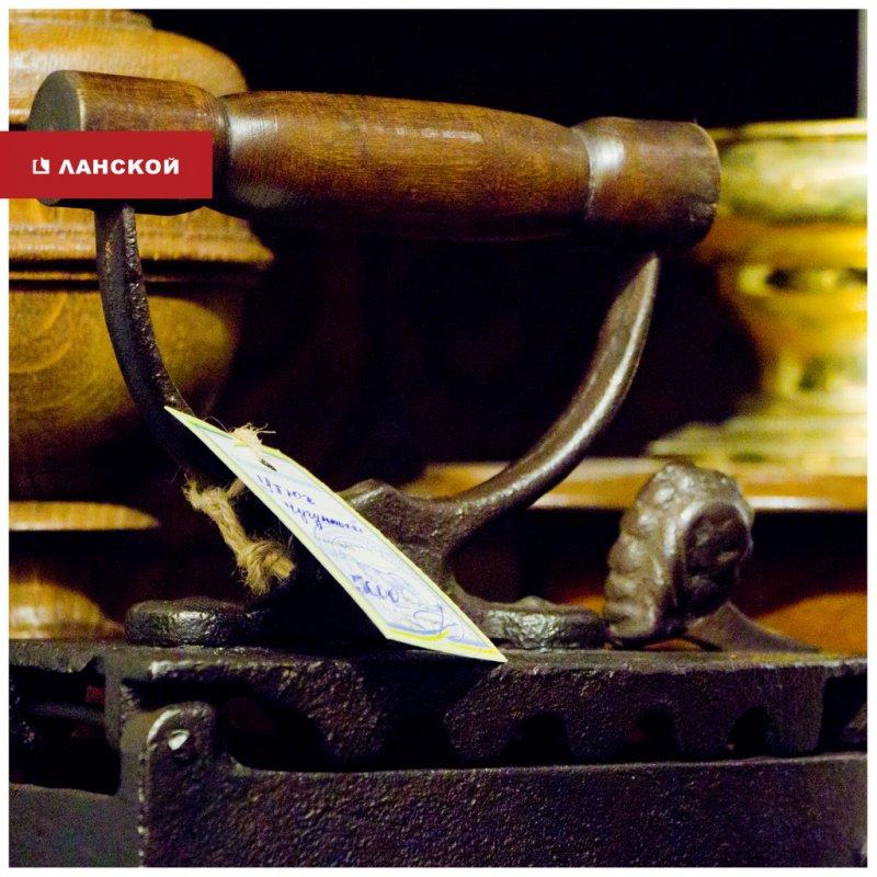 предметы старины в салон Антиктайм в ТК Ланской
