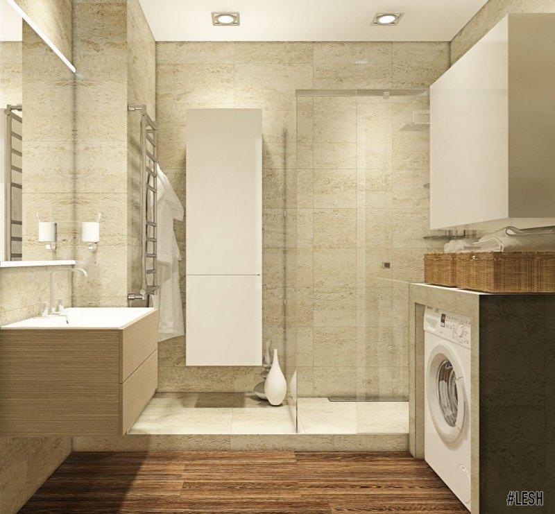 Ванная комната | Moskovskiy 77
