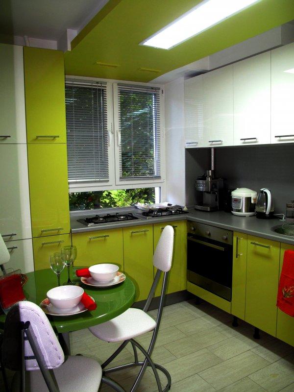 29 Кухня после ремонта
