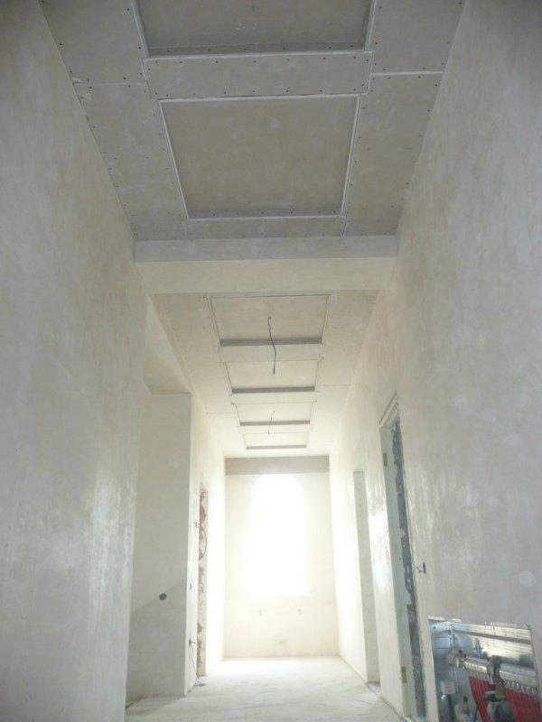 потолок коридор001