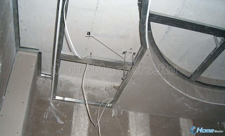 0012 крепление гкл