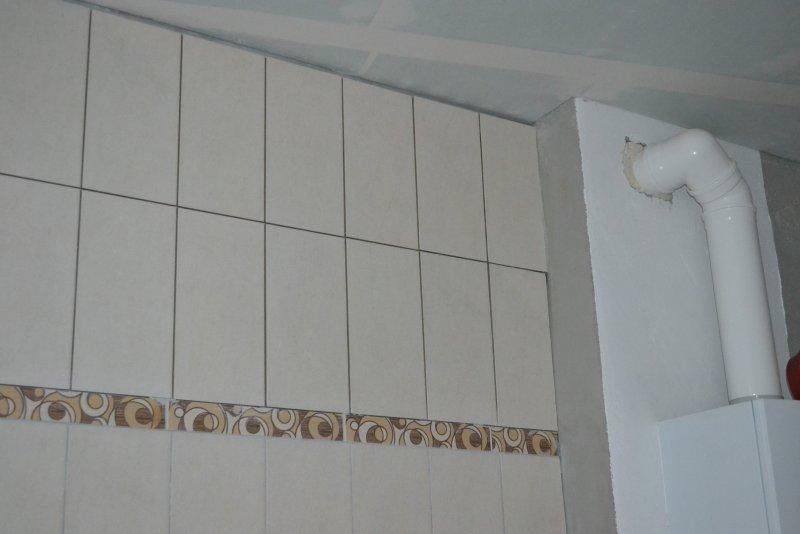 Ремонт ванной комнаты. Пол и стены. 025