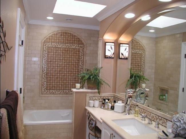 Идея для ванной