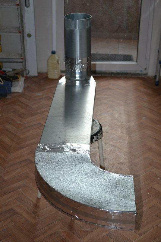 вентиляция для кухонной вытяжки 032