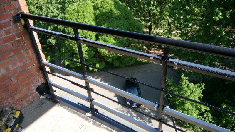 Отделка балкона от СБК-ремонт 12