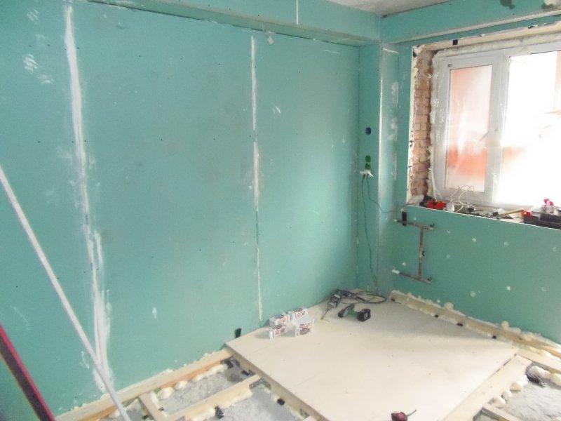 ремонт комнаты от СБК-ремонт 14
