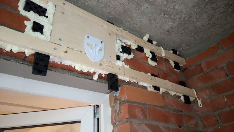 Отделка балкона от СБК-ремонт 28