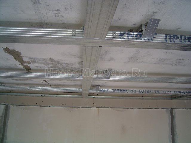 036a каркас потолка