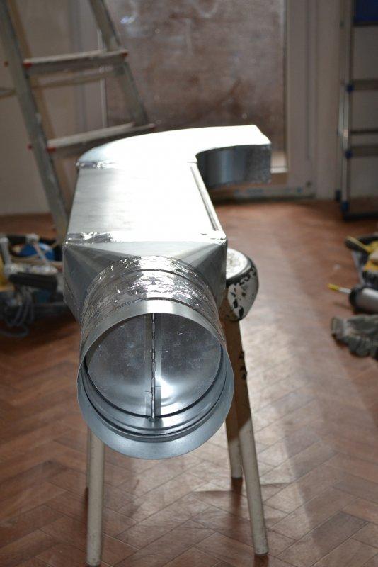 вентиляция для кухонной вытяжки 021