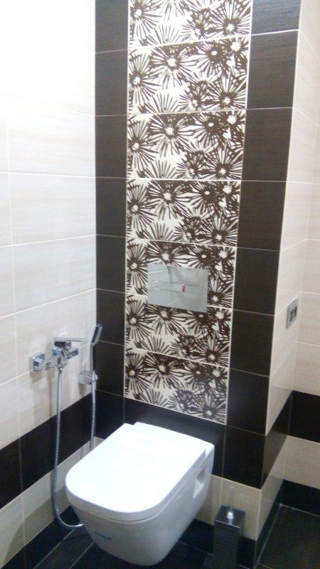 Инсталляция в ванной