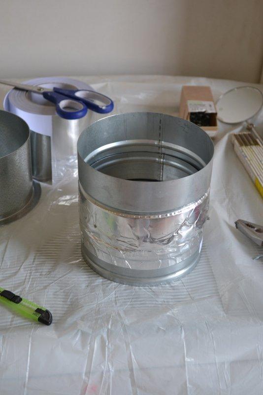 вентиляция для кухонной вытяжки 012