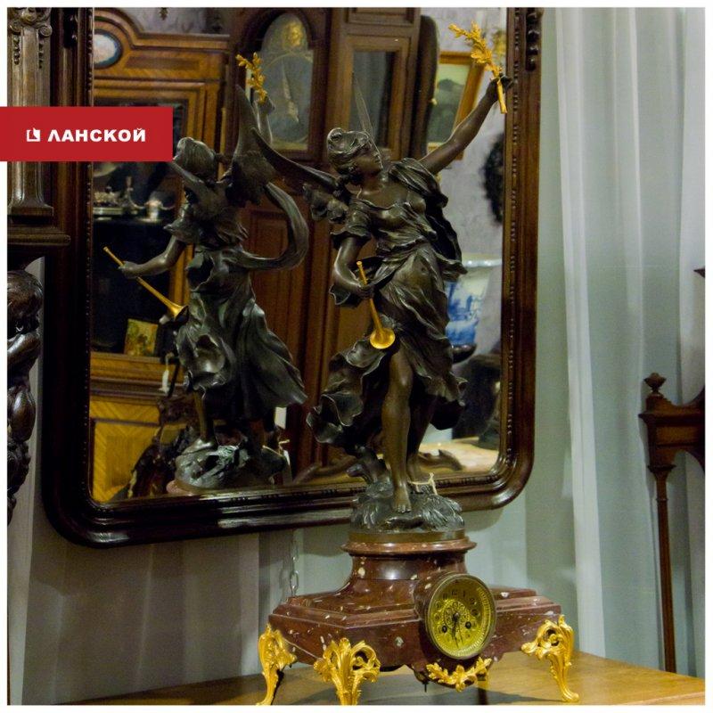 предметы старины в Антик Тайм в ТК Ланской