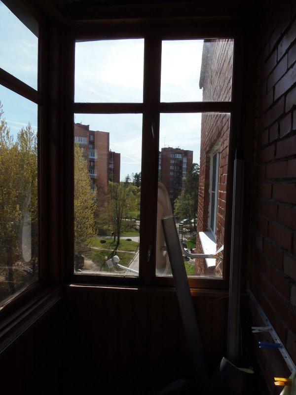 Отделка балкона от СБК-ремонт 1