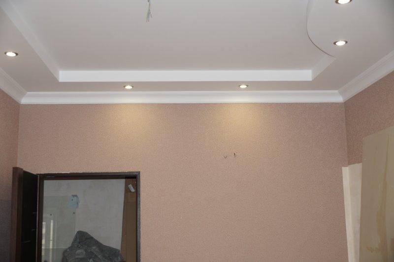 потолок ГКЛ