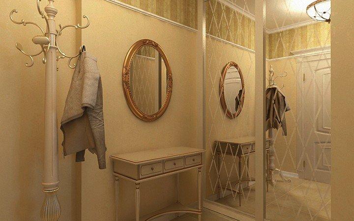 Дизайн-проект гостинной