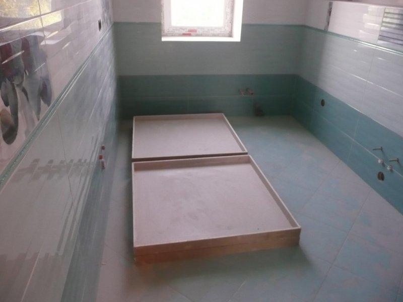 потолок коридор007