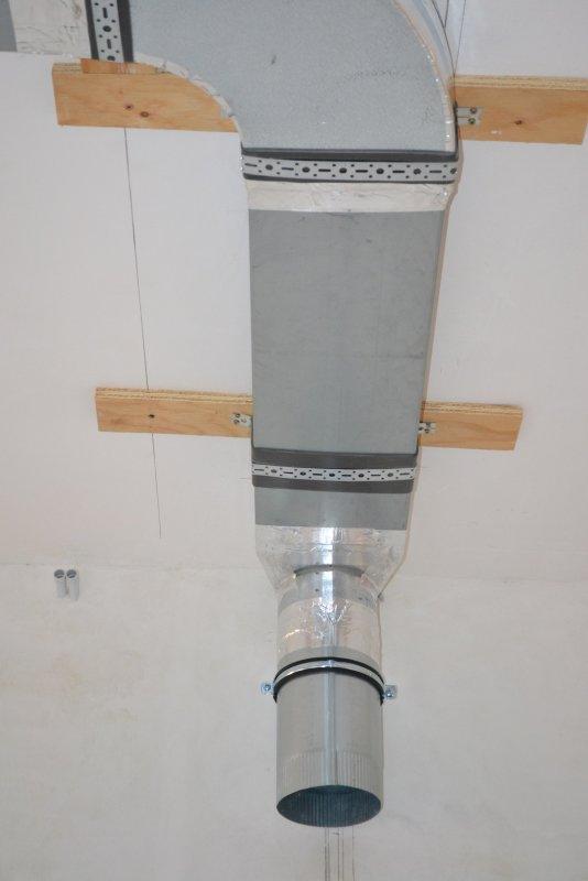 вентиляция для кухонной вытяжки 034