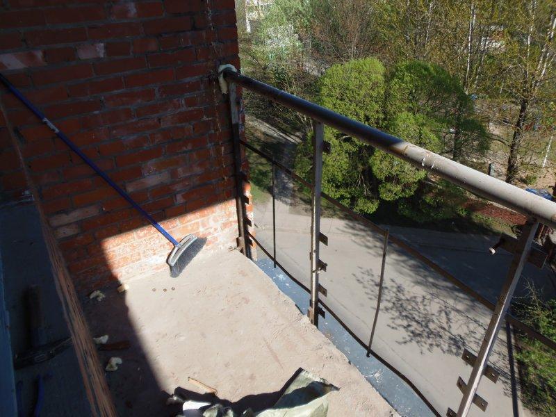 Отделка балкона от СБК-ремонт 8