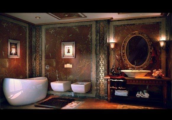 вот так ванная